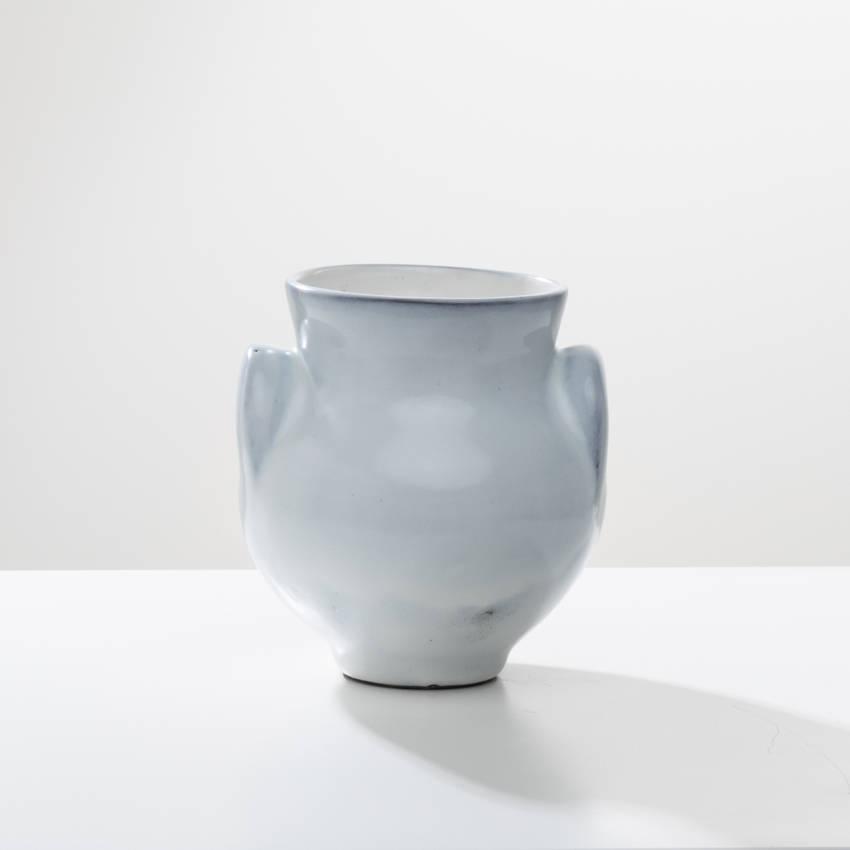 Glazed ceramic vase by Roger Capron - 08