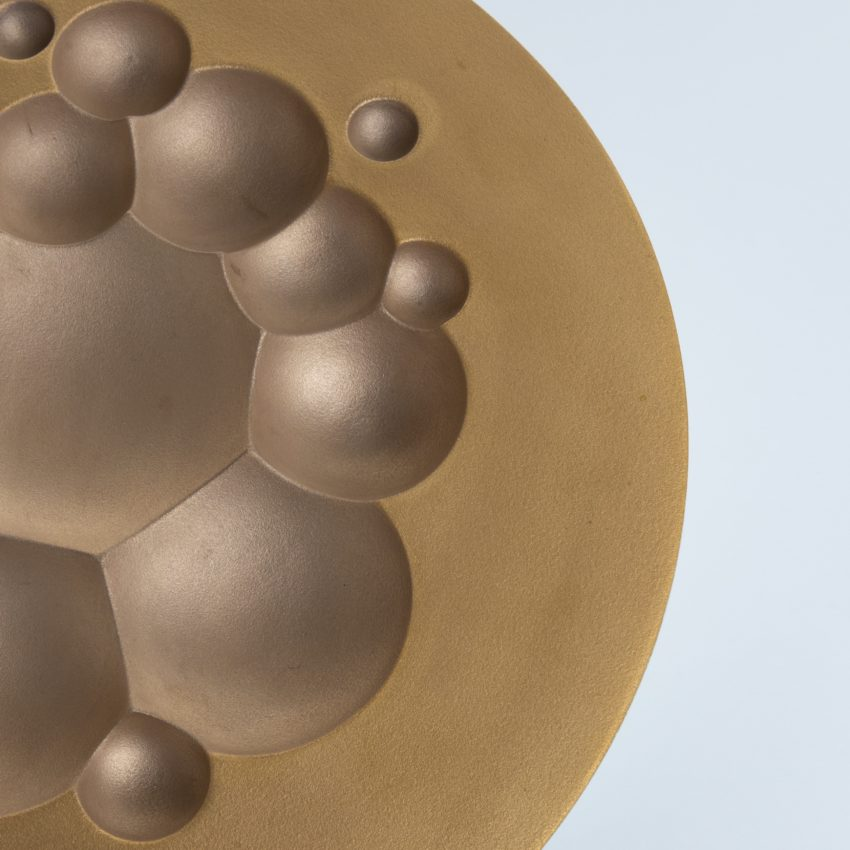 Porcelain wall decoration by Tapio Wirkkala - annual limited edition 1971 for Rosenthal Germany - 03