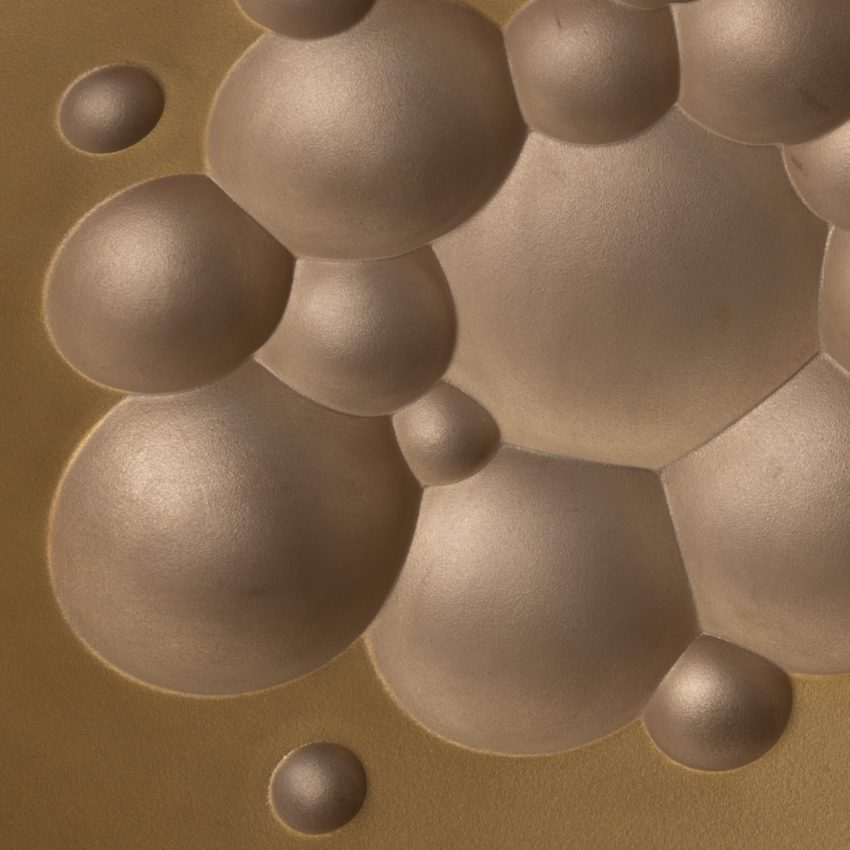 Porcelain wall decoration by Tapio Wirkkala - annual limited edition 1971 for Rosenthal Germany - 04
